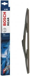 Bosch H353 Wischerblatt 3 397 004 631 Hinten Heckscheibenwischer 350 mm