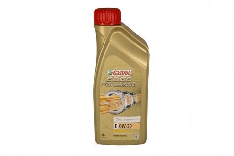 0W-30 Castrol EDGE Professional E Motoröl 1 Liter