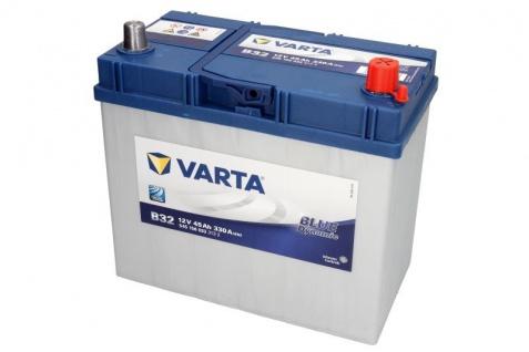 Starterbatterie VARTA B32 Blue Dynamic Autobatterie 12V 45Ah 330A