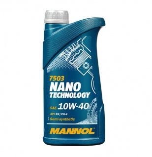 10W-40 Mannol Nano Technology 1 Liter