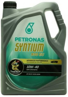 10W-40 Petronas 800 EU Motoröl 5 Liter