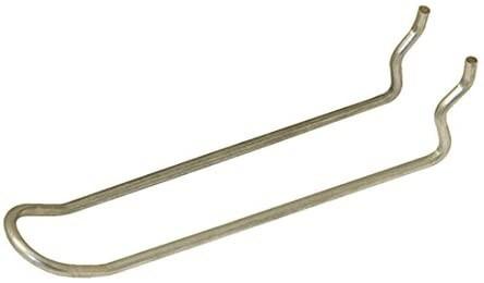 Silverline Eurohaken 32x4x7 mm 20er Packung
