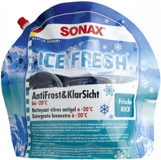Sonax AntiFrost & KlarSicht Ice Fresh Beutel 3 Liter