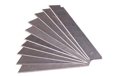 Silverline Abbrechklingen 18mm 10 Stk.