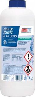 Eurolub Kühlerfrostschutz D-48 Extra Konzentrat 1, 5 Liter