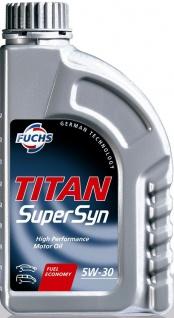 5W-30 Fuchs TITAN SuperSyn 1 Liter