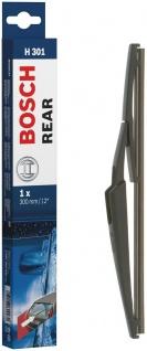 Bosch H301 Wischerblatt 3 397 004 629 Hinten Heckscheibenwischer 300 mm