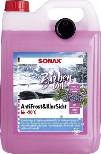 Sonax AntiFrost & KlarSicht Zirbe 5 Liter