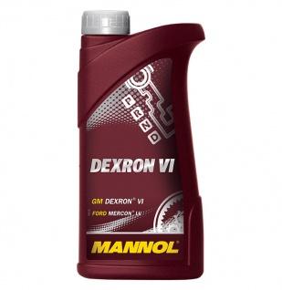 Mannol ATF Dexron VI Automatikgetriebeöl 1 Liter