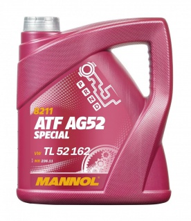 Mannol ATF AG52 Automatic Special 4 Liter