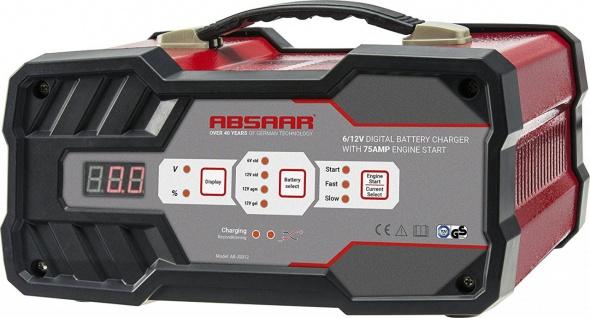 ABSAAR Batterieladegerät 12A