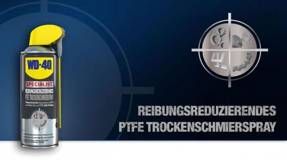 WD-40 Specialist PTFE Trockenschmierspray 400 ml