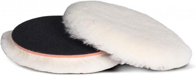 Scholl Concepts Premium SOFTouch TopWool Woll Polierscheibe 135mm 2er Pack