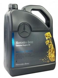 5W-40 Original Mercedes Benz MB 229.3 Motoröl 5 Liter