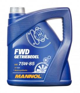 75W-85 Mannol FWD Getriebeöl 4 Liter