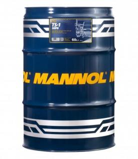 15W-40 Mannol TS-1 SHPD 60 Liter