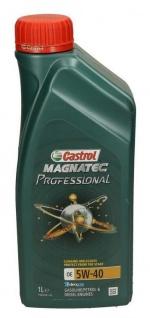 5W-40 Castrol Magnatec Professional OE Motoröl 1 Liter