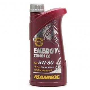 5W-30 Mannol Energy Combi LL LongLife Motoröl 1 Liter