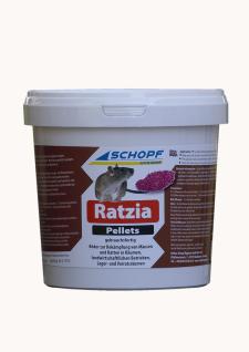 Schopf Ratzia Pellets 1kg