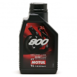 Motul 800 2-Takt Factory Line Road Racing 1 Liter