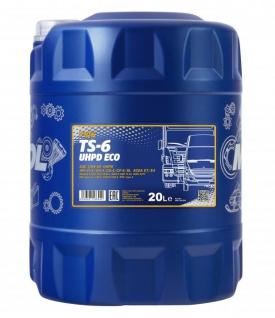10W-40 Mannol TS-6 UHPD Eco LKW Motoröl 20 Liter