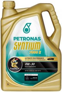 0W-30 Petronas Syntium 7000 E 5 Liter