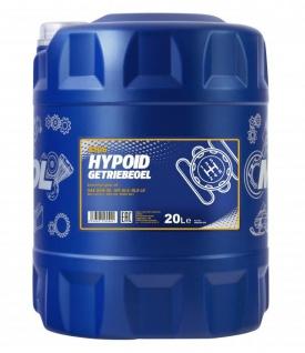 80W-90 Mannol Hypoid Getriebeöl 20 Liter