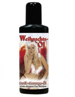 Massage Öl Schoko Marzipan