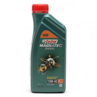 10W-40 Castrol Magnatec Diesel B4 Motoröl 1 Liter