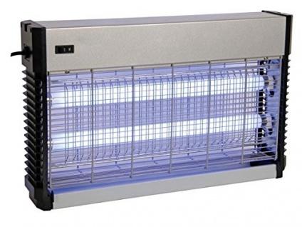 Cartrend Fluginsektenvernichter Profi UV Lampe 2x 8 Watt