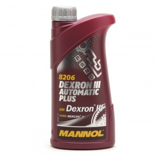 Mannol ATF Dexron III Automatic Plus 1 Liter