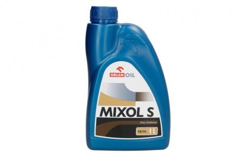 Orlen Oil 2-Takt Mixol S Zweitakt Motoröl teilsynthetisch 1 Liter