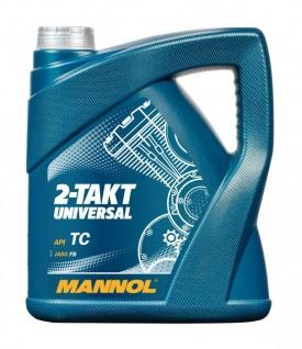 Mannol 2-Takt Universal Motoröl 4 Liter