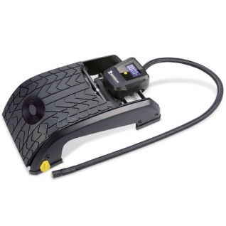 Michelin Fußluftpumpe 2 Zylinder Digital