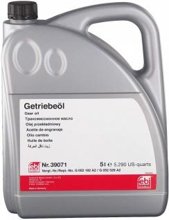Febi Bilstein 39071 ATF DSG DCT Getriebeöl 5 Liter
