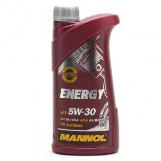 5W-30 Mannol Energy Motoröl 1 Liter