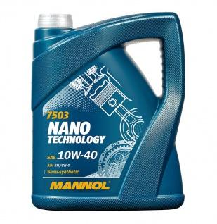 10W-40 Mannol Nano Technology 4 Liter