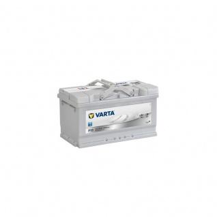 Starterbatterie VARTA Silver Dynamic Autobatterie 12V 85Ah 800A