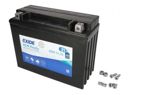 Starterbatterie Exide YTX24HL-BS AGM READY 12V 21Ah 350A