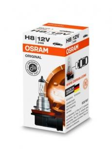 Osram H8 Glühbirne 64212 Standard 12V 35W PGJ19-1 Autolampe