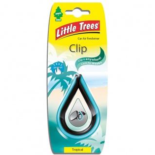 Wunderbaum Lufterfrischer Clip Tropical
