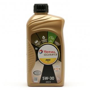 5W-30 Total Quartz Ineo ECS Motoröl 1 Liter