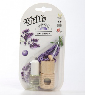 Shake Lufterfrischer Lavendel 1+1 GRATIS Refill