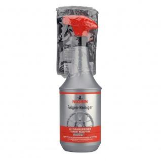 Nigrin Felgenreiniger 1 Liter + Nigrin Felgenschwamm GRATIS
