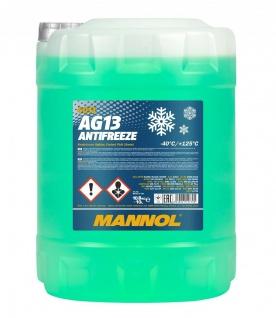 Mannol Kühlerfrostschutz Antifreeze AG13 Hightec 10 Liter