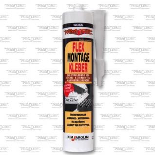 Kim-Tec FLEX Montagekleber lösungsmittelfrei 310 ml