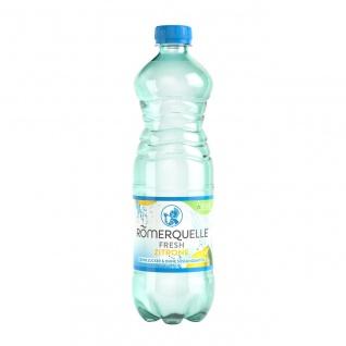 Römerquelle Fresh Zitrone 750 ml