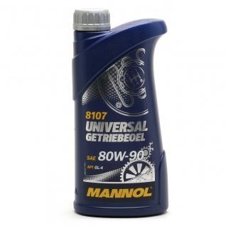 80W-90 Mannol Universal Getriebeöl 1 Liter
