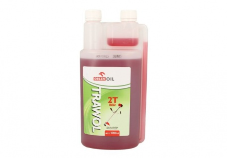 Orlen Oil Trawol 2-Takt Agro Rot teilsynthetisch 1 Liter