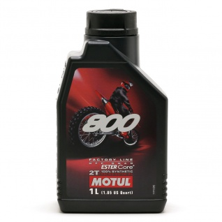 Motul 800 2-Takt Factory Line Off Road 1 Liter